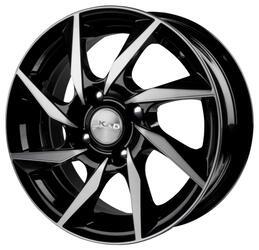 Автомобильный диск Литой Скад Спарта 5,5x13 4/100 ET 35 DIA 67,1 Алмаз