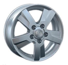 Автомобильный диск Литой Replay NS130 5,5x15 5/114,3 ET 40 DIA 66,1 Sil
