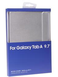Чехол-книжка для планшета Samsung Galaxy Tab A серебристый