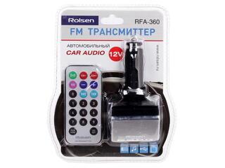 FM-трансмиттер Rolsen RFA-360