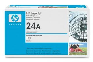 Картридж лазерный HP 24A (Q2624A)