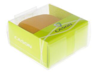 Чехол для наушников Cason IT915101 оранжевый, желтый