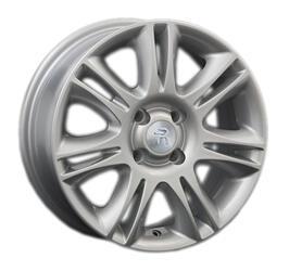 Автомобильный диск литой Replay OPL6 6x15 5/108 ET 38 DIA 57,1 Sil