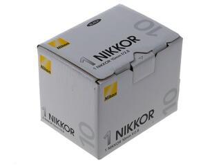 Объектив Nikon 1 10mm F2.8 Nikkor
