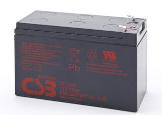 Аккумуляторная батарея для ИБП CSB GP1272