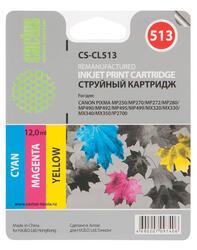 Картридж струйный Cactus CS-CL513