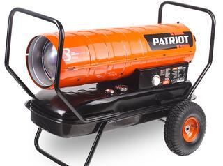 Тепловая пушка дизельная Patriot DTW 379