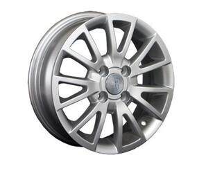 Автомобильный диск Литой Replay GN74 5,5x14 4/100 ET 39 DIA 56,6 Sil