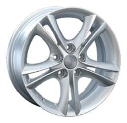 Автомобильный диск литой Replay TY66 6,5x16 5/112 ET 50 DIA 57,1 Sil
