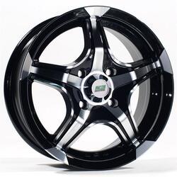 Автомобильный диск Литой Nitro Y736 6x14 4/100 ET 45 DIA 73,1 BFP