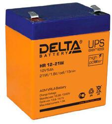 Аккумуляторная батарея для ИБП Delta HR 12-21W