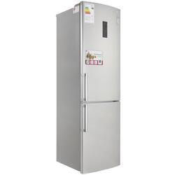 Холодильник с морозильником LG GA-B489YVQZ белый