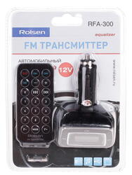 FM-трансмиттер Rolsen RFA-300