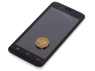 "4.5"" Смартфон DEXP Ixion X145 Nova 8 ГБ белый"