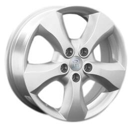 Автомобильный диск литой Replay H52 6,5x17 5/114,3 ET 50 DIA 64,1 Sil
