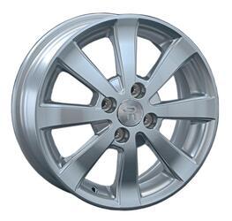 Автомобильный диск литой Replay NS154 6x15 4/100 ET 50 DIA 60,1 Sil