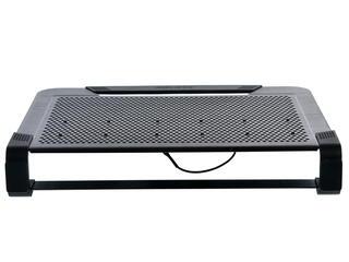 Подставка для ноутбука CoolerMaster NotePal U3 Plus черный