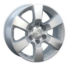 Автомобильный диск Литой LegeArtis TY83 7,5x17 6/139,7 ET 25 DIA 106,1 Sil