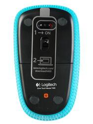 Мышь беспроводная Logitech Zone Touch Mouse T400