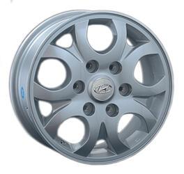 Автомобильный диск Литой Replay HND55 6,5x16 6/139,7 ET 56 DIA 92,6 Sil