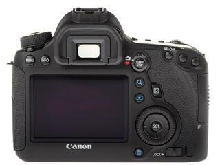 Зеркальная камера Canon EOS 6D Body черный