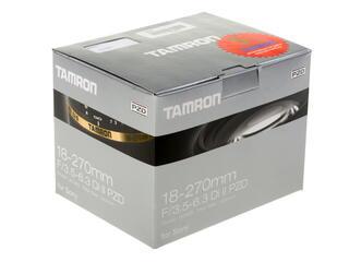 Объектив Tamron 18-270mm F3.5-6.3 Di II PZD