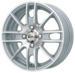 Автомобильный диск литой iFree Тайлер 5,5x14 4/98 ET 24 DIA 67,1 Айс