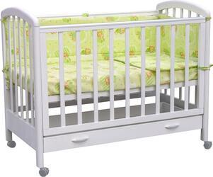 Кроватка классическая Фея 600 5548-01