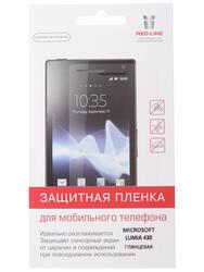 "4""  Пленка защитная для смартфона Microsoft Lumia 430"