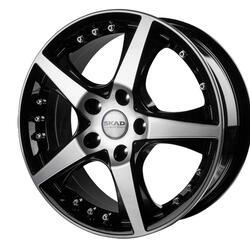Автомобильный диск литой Скад Diamond 6,5x16 5/108 ET 35 DIA 67,1 Алмаз