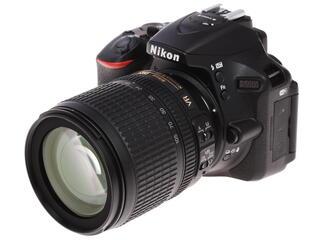 Зеркальная камера Nikon D5500 Kit 18-105 VR черный