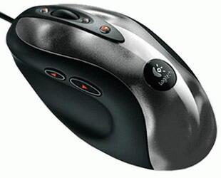 Мышь проводная Logitech MX518