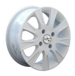 Автомобильный диск Литой LegeArtis GM12 6x15 4/114,3 ET 44 DIA 56,6 White