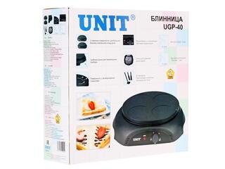 Блинница Unit UGP-40 черный
