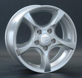 Автомобильный диск литой Replay EM3 6,5x15 5/114,3 ET 45 DIA 54,1 Sil