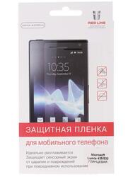 """4""""  Пленка защитная для смартфона Microsoft Lumia 435, Microsoft Lumia 532"""