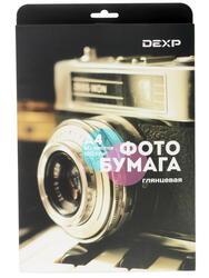 Фотобумага DEXP Gloss 0803099