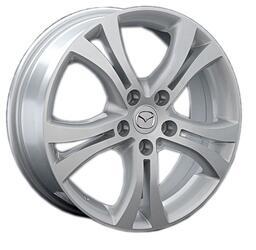 Автомобильный диск литой Replay MZ41 7,5x18 5/114,3 ET 45 DIA 67,1 Sil