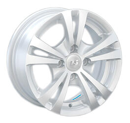 Автомобильный диск Литой LS 139 6x14 4/100 ET 40 DIA 73,1 White