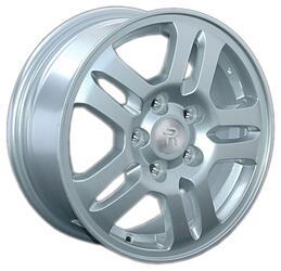Автомобильный диск литой Replay HND121 6x15 5/114,3 ET 46 DIA 67,1 Sil