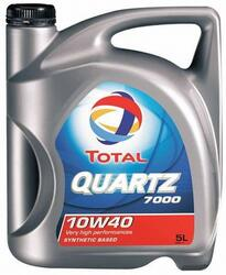 Моторное масло TOTAL QUARTZ 7000 10W40 148647