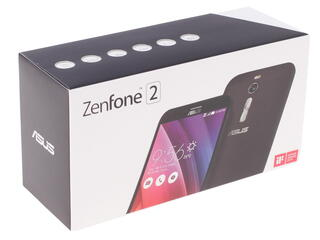 "5.5"" Смартфон ASUS ZenFone 2 ZE551ML 32 ГБ черный"