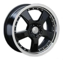 Автомобильный диск Литой LS TS503 7x16 5/108 ET 45 DIA 73,1 BKL