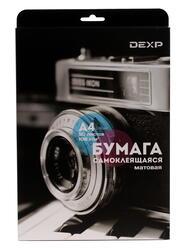 Самоклеящаяся бумага DEXP Deluxe Matt 0807784