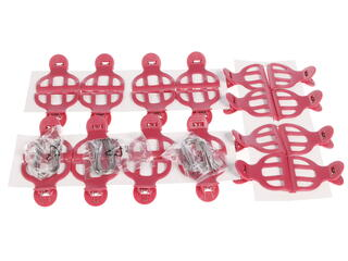 Электробигуди VALERA 605.01 красный