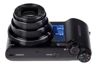 Цифровая камера Samsung WB150 Black