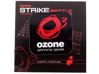 Клавиатура Ozone Strike Battle