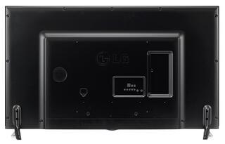 "47"" (119 см)  LED-телевизор LG 47LB673V черный"