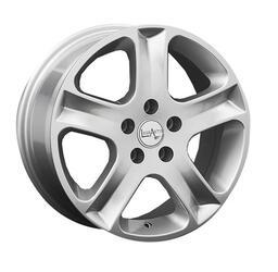 Автомобильный диск литой LegeArtis PG7 7x16 5/108 ET 46 DIA 65,1 Sil