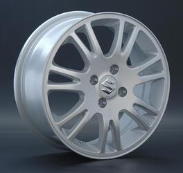 Автомобильный диск литой Replay SZ9 6x15 5/114,3 ET 50 DIA 60,1 Sil